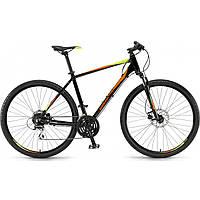 """Велосипед Winora Yacuma Gent 2017 28"""" Черно/оранжево/желтый (4082024751)"""