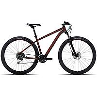 "Велосипед Ghost Kato 3 AL 2017 29"" Бордово/коричнево/голубой (17TA4140)"