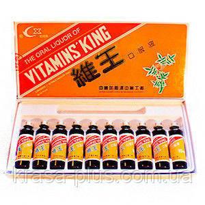 Элексир Царь витамин «Вэй Ван» Vitamin's King - 100 мл.
