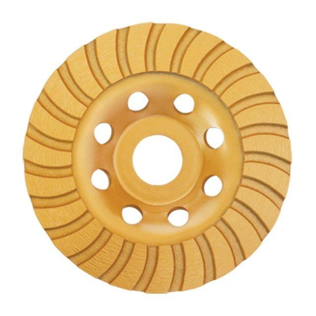 Фреза торцевая шлифовальная алмазная Turbo 150 * 22.2мм (CT-6250 Intertool)