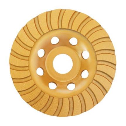 Фреза торцевая шлифовальная алмазная Turbo 150 * 22.2мм (CT-6250 Intertool), фото 2