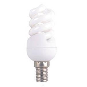 Энергосберегающая лампа (КЛЛ) DELUX Т2 MINI FULL-SPIRAL 9W  6400К E27, фото 2