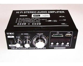 Усилитель AMP 699 BT