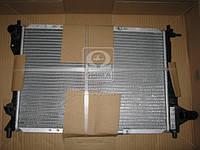 Радиатор охлаждения CHEVROLET Matiz (пр-во Nissens), 61630