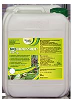 Біоінокулянт БТУ-р®  1/5/10л для обробки насіння сої