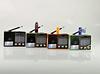 Радиоприемник Golon RX-8866 с фонарем, фото 7