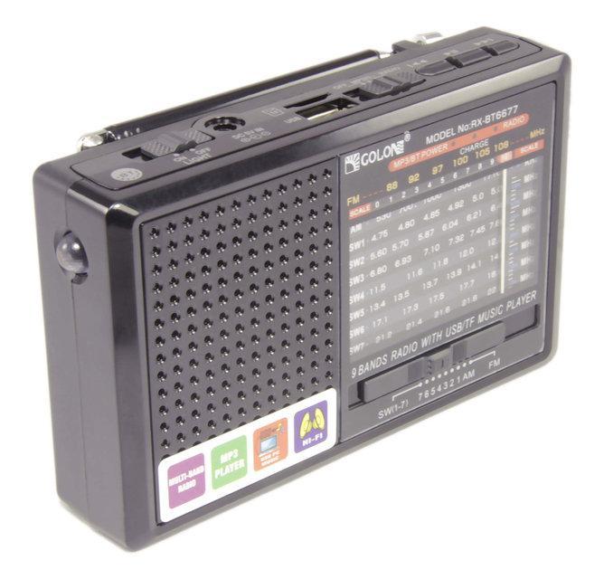 Радиоприемник Golon RX-BT6677