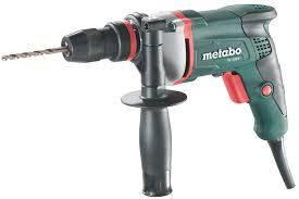 Дрель с электронным управлением Metabo BE 500/10
