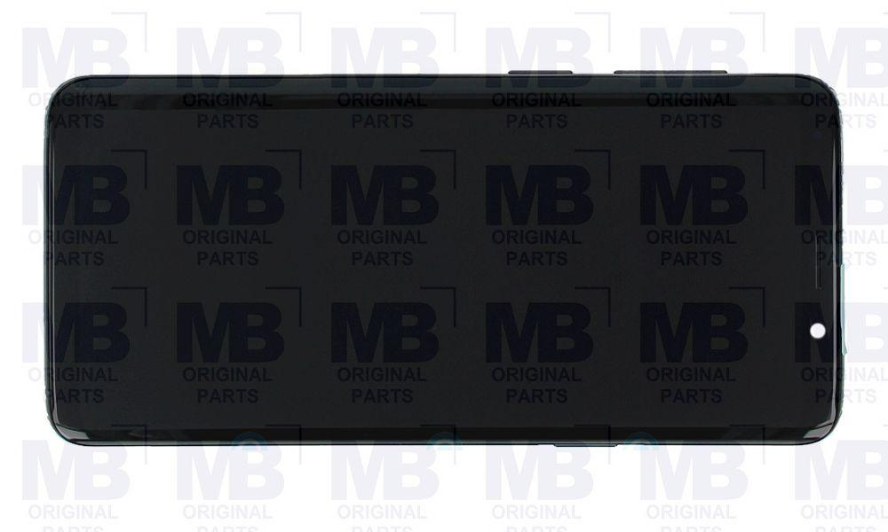 Дисплей с сенсором Samsung G960 Galaxy S9 Gray, GH97-21696C