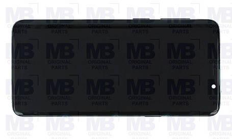 Дисплей с сенсором Samsung G960 Galaxy S9 Gray, GH97-21696C, фото 2