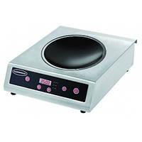 Плита-Вок индукционная настольная, кнопочное управление GASTRORAG