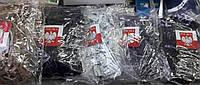 Шубные крючки Польша KESKA (белые, черные, бежевые) уп.100шт.