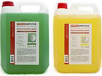Моющее средство для посуды Standart Лимон,Яблоко TM PRO service 5л