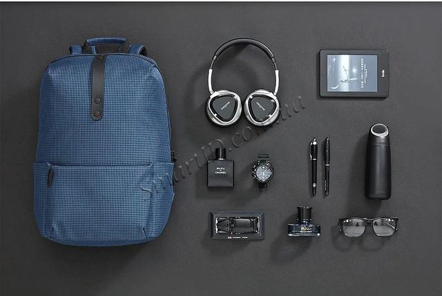 Рюкзак Xiaomi College Style Leisure Backpack 20L Cиний - Blue