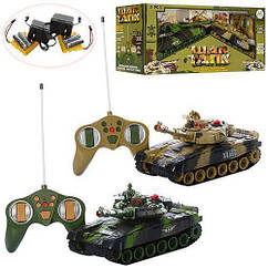 Детский Танковый бой (9993-2PC)