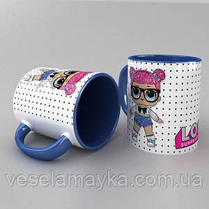 Чашка LOL Surprise (кукла ЛОЛ)