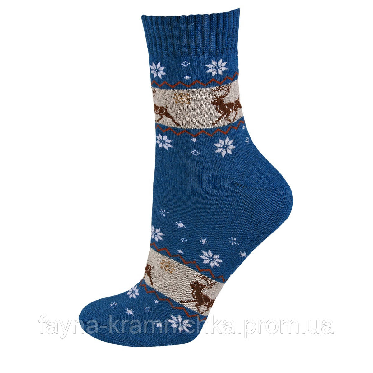 """Шкарпетки жіночі """"Смалій"""" махрові"""