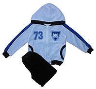 Комплект Valeri-Tex 1893-20-365-028 104 см Черно-синий