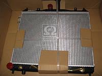 Радиатор охлаждения HYUNDAI GETZ (TB) (02-) 1.4 АТ (пр-во Nissens), 67496