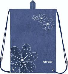 Сумка для обуви Kite Education 600S-7 Flowery K19-600S-7 ранец  рюкзак школьный hfytw ranec