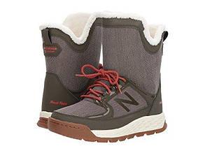 Полусапожки женские зимние New Balance размер 39,5 ботинки сапоги