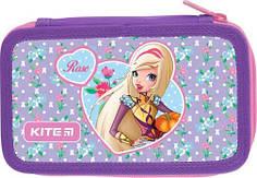 Пенал 2 отд., без наполн. Kite Education 623 RA RA19-623 ранец  рюкзак школьный hfytw ranec