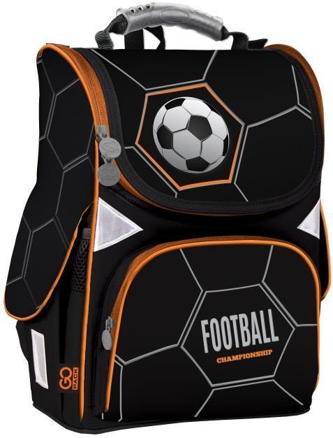 Рюкзак школьный каркасный GoPack 5001-8 GO19-5001S-8 ранец  рюкзак школьный hfytw ranec