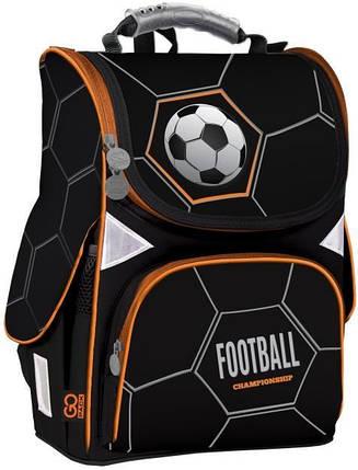 Рюкзак школьный каркасный GoPack 5001-8 GO19-5001S-8 ранец  рюкзак школьный hfytw ranec, фото 2