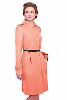 Женское пальто с пояском, фото 1
