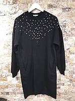 Женское платье Peper&Mint.  Размер S,M. L. хаки и черное, фото 1