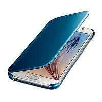 Роскошная прозрачная зеркальная поверхность аксессуары для мобильных телефонов чехол для Samsung Galaxy S7 - светло-синий 1TopShop