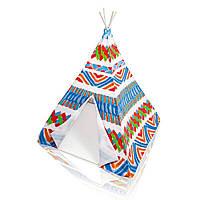 Палатка вигвам Intex 48629 122 х 122 х 157 см Разноцветная, КОД: 131650
