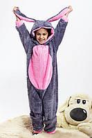 Детские цельные пижамы Кигуруми махровая