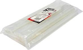 Стержень клейовий, Безбарвний, ?= 11,2 мм, L= 300 мм, УП. (1 кг.), YT-82431 YATO, фото 2