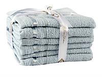 Набор полотенец,махра,30*50*6,320079