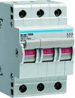 SBN363 Выключатель нагрузки (рубильник) 400 В/63 А, 3-полюсный, 3м, (Hager)