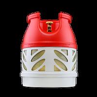 Газовый безопасный полимерно-композитный баллон Ragasco Norway KLF LPG 12,5л