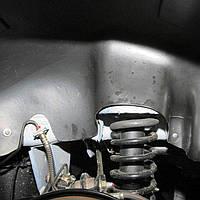 Подкрылок задний правый для ЗАЗ Forza '11- (Novline)