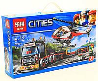 Конструктор «Cities» - Перевозка тяжелых грузов 02094