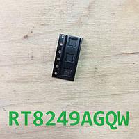 Микросхема RT8249AGQW / RT8249A 2Q= оригинал