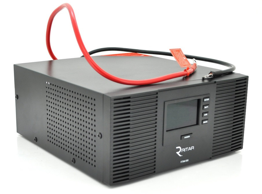ИБП RITAR RTSWrl-600 (12В/600VA/420Вт)