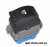 Кнопка стеклоподъемника перед прав Opel Movano 2010-2018 4419781 8200476809