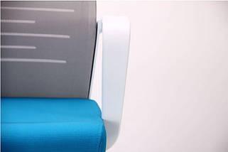 Кресло Oxygen HB циркон/лазурь, фото 3