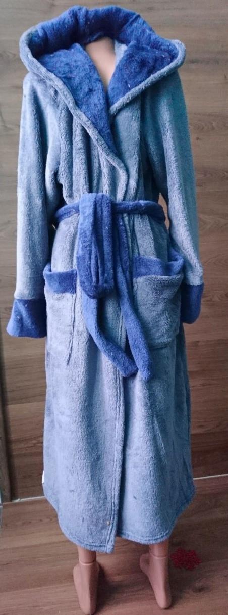 f82277c3d997 Мужской халат под пояс с капюшоном 46-56 р, мужские махровые халаты оптом от