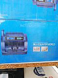 Лічильник банкнот, рахункова Машинка для грошей c РК дисплеєм 728D, фото 2