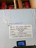 Лічильник банкнот, рахункова Машинка для грошей c РК дисплеєм 728D, фото 4