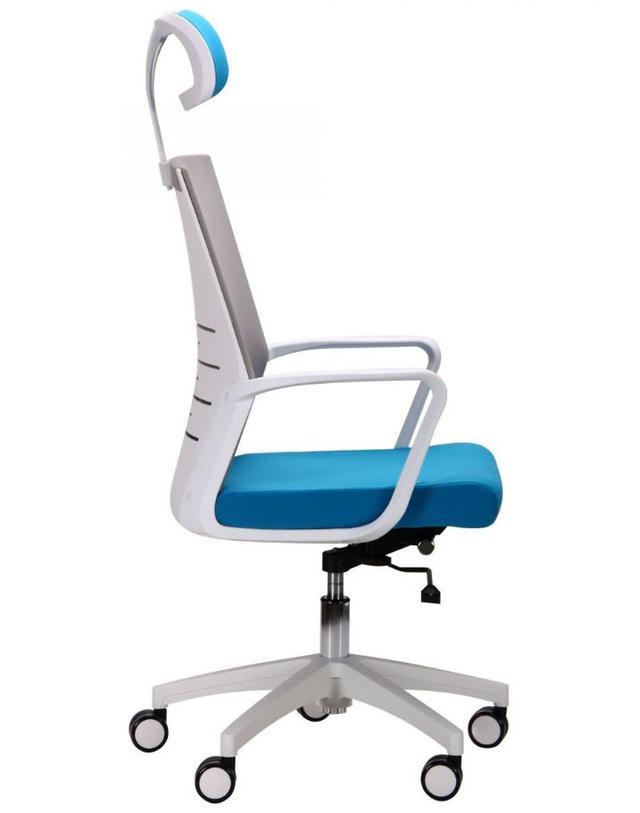 Кресло Oxygen HB циркон/лазурь (фото 3)