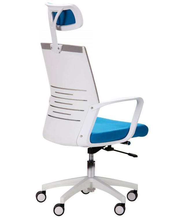 Кресло Oxygen HB циркон/лазурь (фото 4)