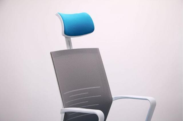 Кресло Oxygen HB циркон/лазурь (фото 5)