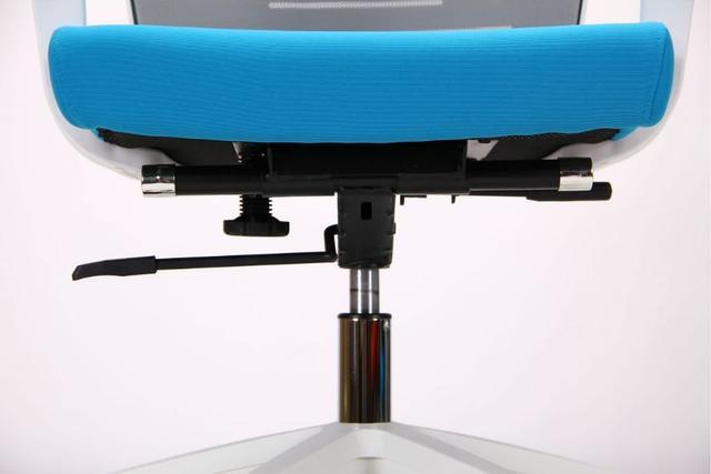Кресло Oxygen HB циркон/лазурь (фото 13)